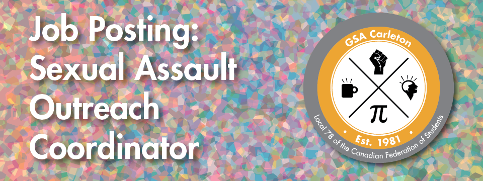Job Posting: Sexual Assault Outreach Coordinator Contract