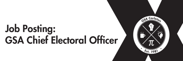 Job Posting: Chief Electoral Officer