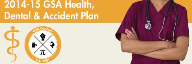 GSA Health Plan Announcement 2014-15
