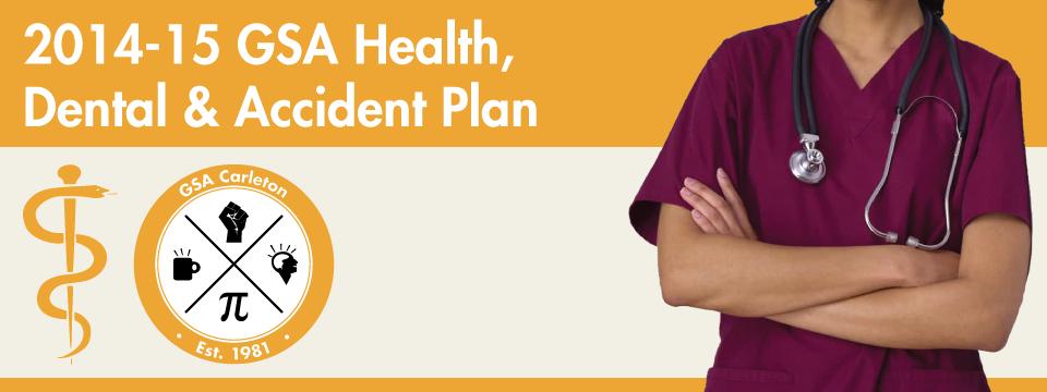 GSA Health Plan Announcement 2014-15