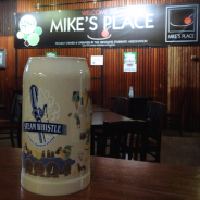 Oktoberfest Steins are back at Mike's Place!