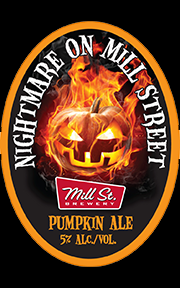 Pumpkin Ale: Now at Mike's Place for the Halloween Season