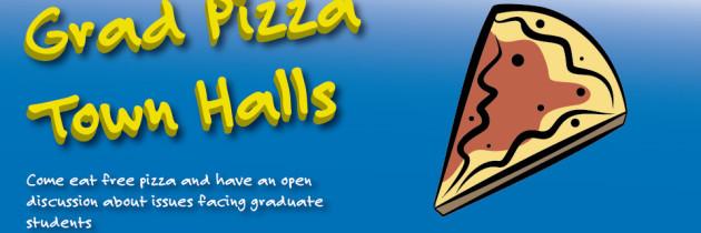 Grad Pizza Town Halls