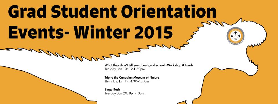 Winter Orientation 2015