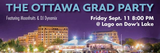 The Ottawa Grad Party 2015