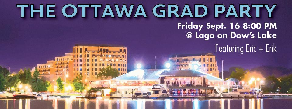 Ottawa Grad Party 2016-17