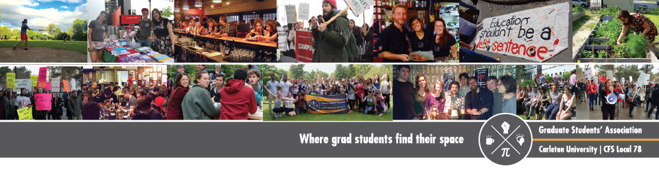 Carleton University Graduate Students' Association