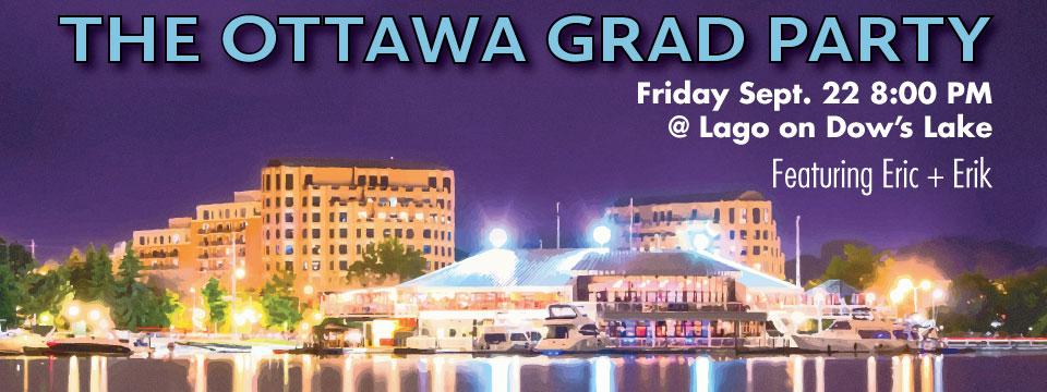 The Ottawa Grad Party 2017